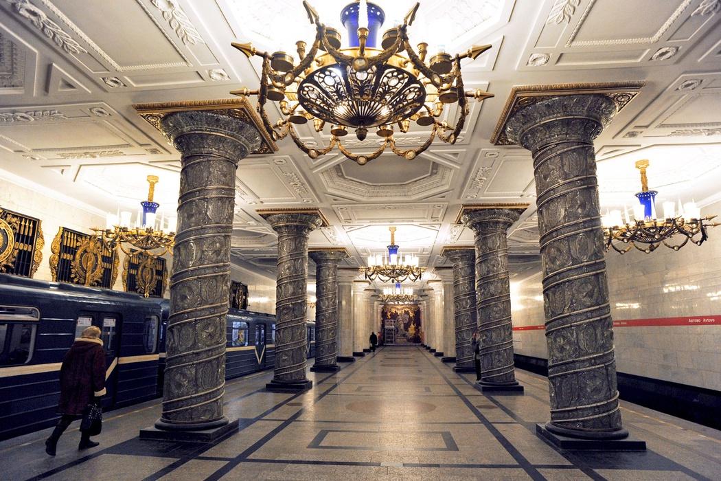 Музей Петербургского метрополитена (Санкт-Петербург)