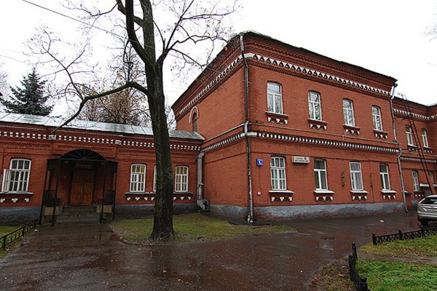 Музей Московской психиатрической больницы им.Алексеева (Кащенко) (Москва)