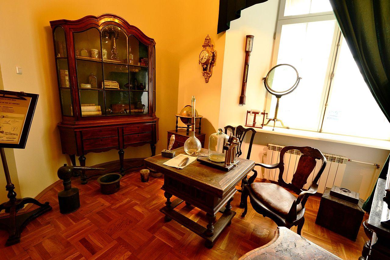 Музей Ломоносова (Санкт-Петербург)