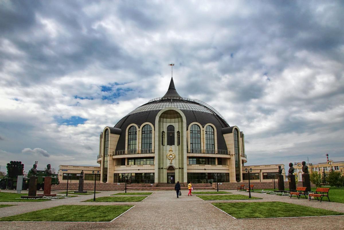 Государственный музей оружия (Тула)