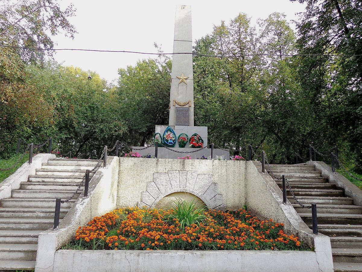 Братская могила партизан (Бердск)