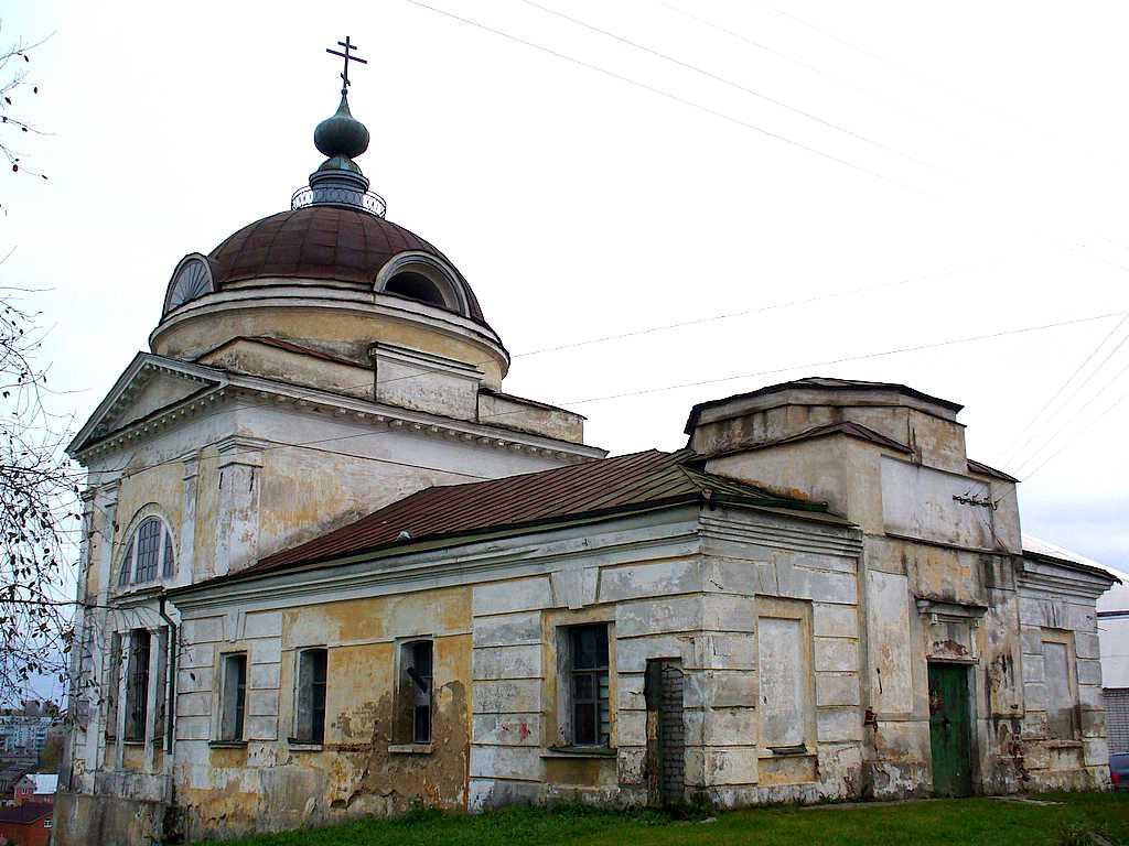 Воскресенская церковь (Торжок)