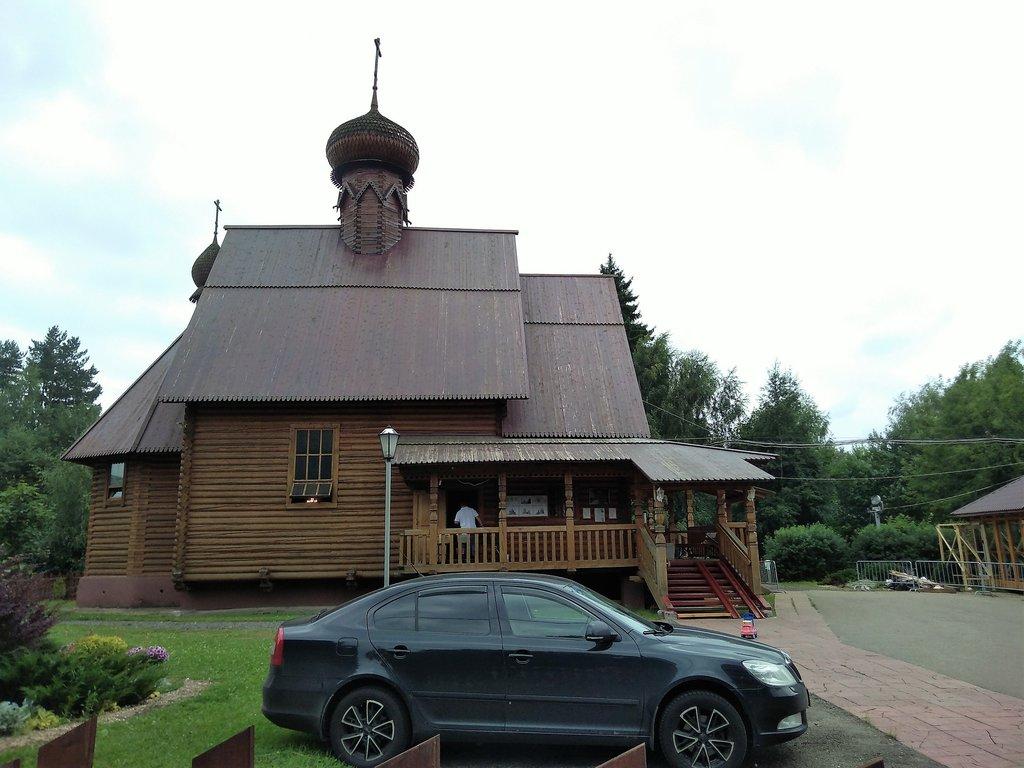 Церковь Филарета, митрополита Московского (Зеленоград)