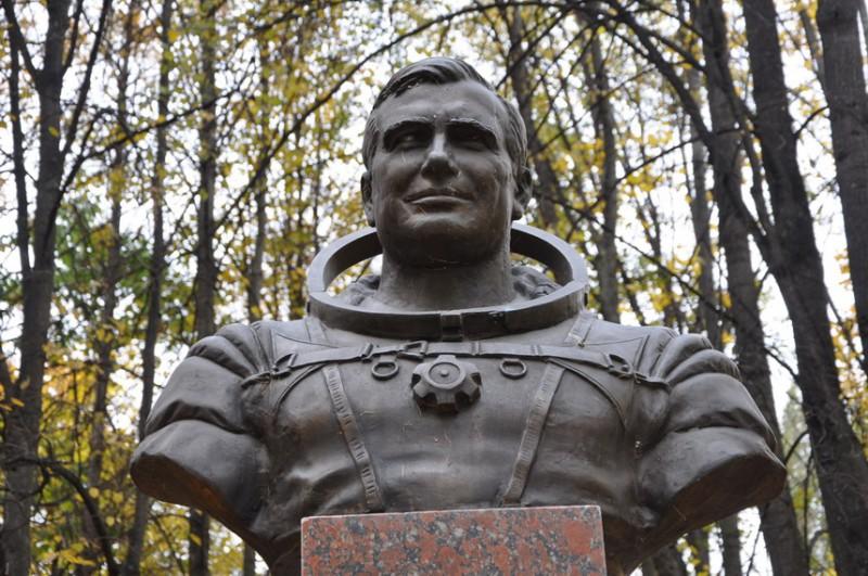 Памятник Г.М. Стрекалову (Мытищи)