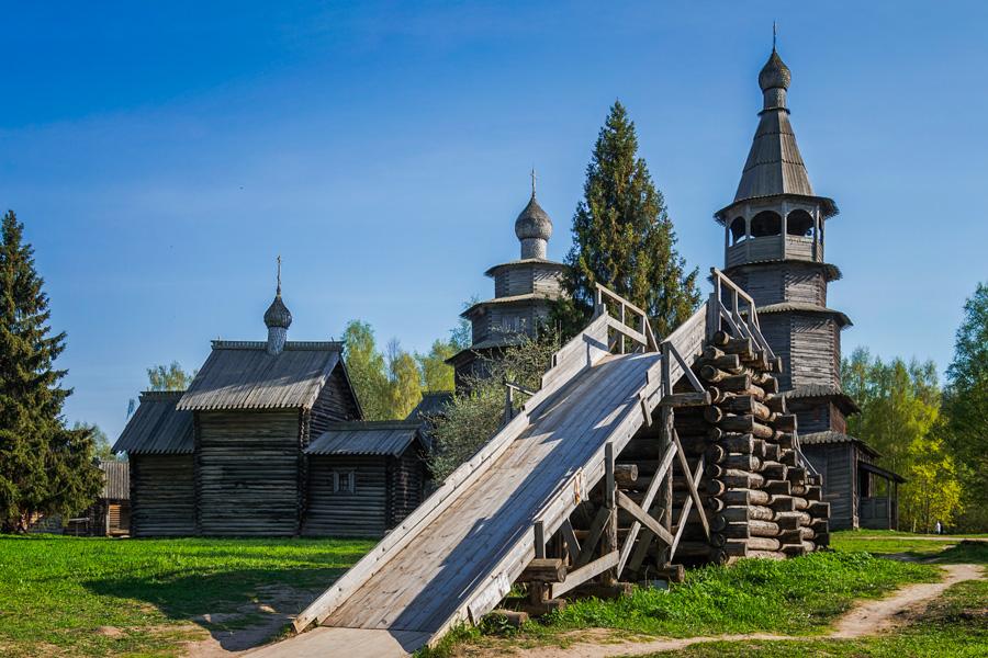 Музей народного деревянного зодчества «Витославлицы» (Великий Новгород)