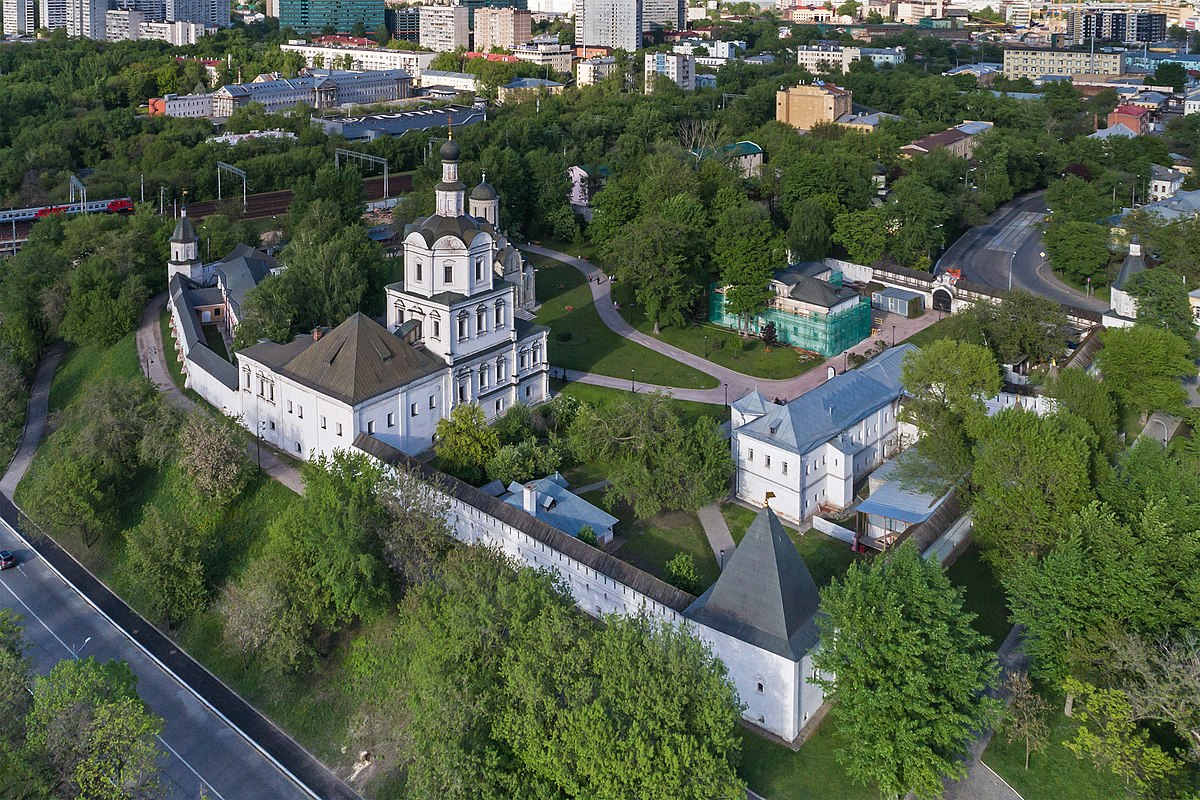 Спасо-Андроников монастырь (Москва)