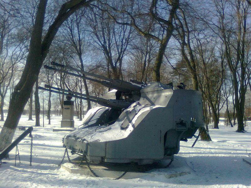 Музей корабельных орудий (Шлиссельбург)