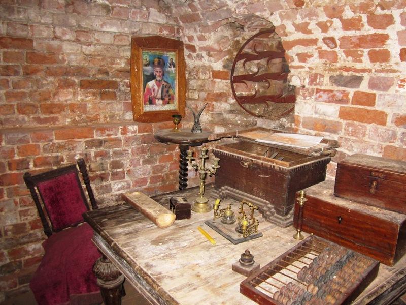 Музей «Тайны восемнадцатого века» (Мышкин)