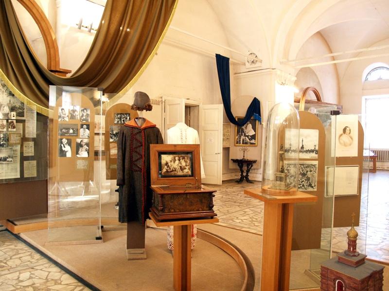 Музей подвига Ивана Сусанина (Сусанино)