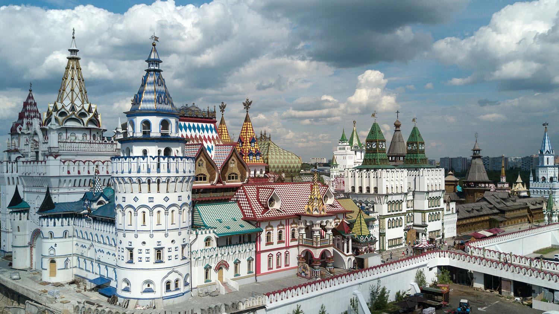 Измайловский кремль (Москва)
