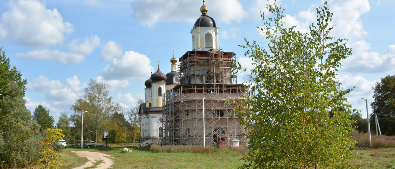Усадьба «Спас-Косицы» (Наро-Фоминск)