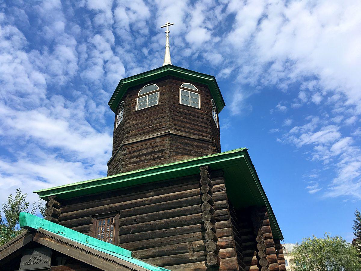 Михайло-Архангельская церковь (Чита)