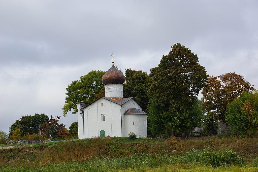 Церковь Ильи Пророка в Выбутах (Псковская область)