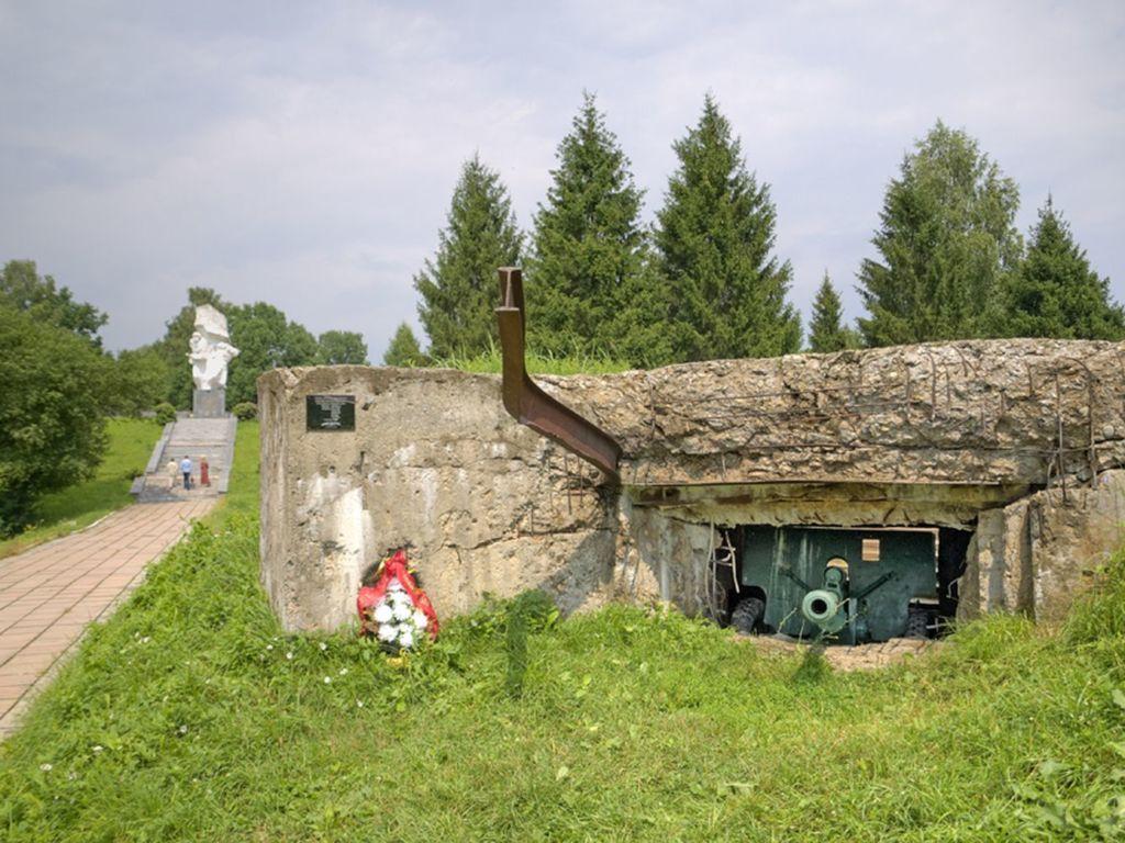 Мемориальный комплекс «Ильинские рубежи» (Малоярославец)