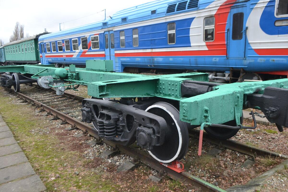 Железнодорожный музей Южного вокзала (Калининград)