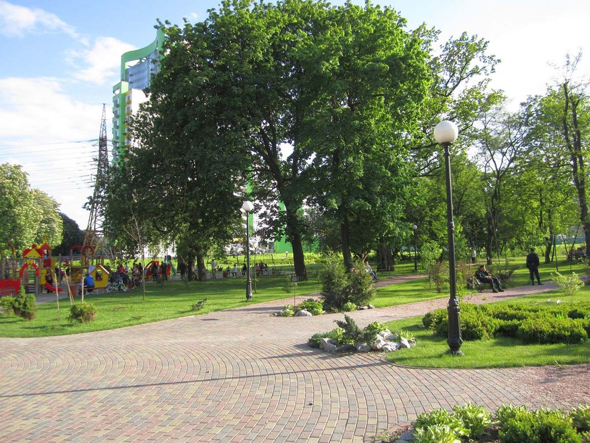 Кристерова горка (Киев)