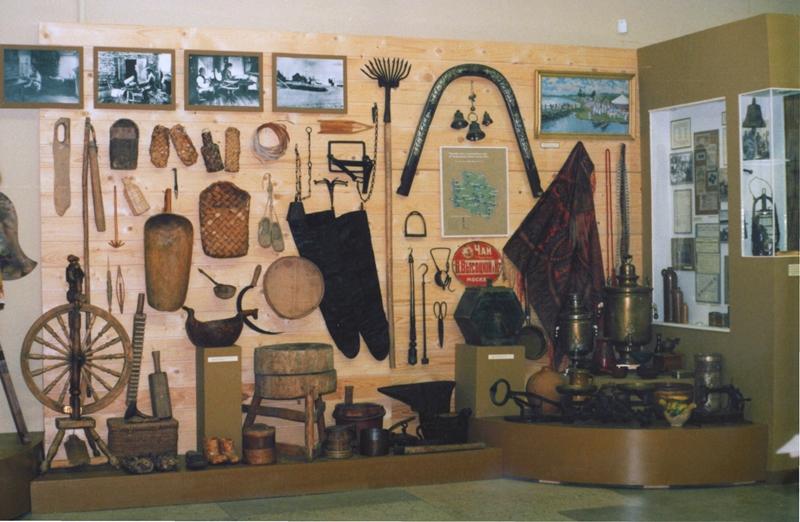 Удомельский краеведческий музей (Удомля)