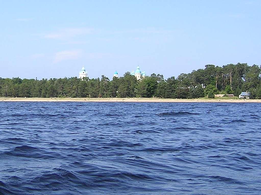 Остров Коневец (Приозерск)