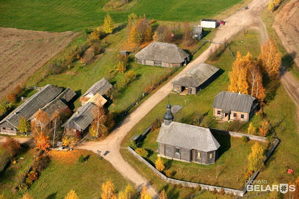 Музей архитектуры и быта «Дудутки» (Минская область)