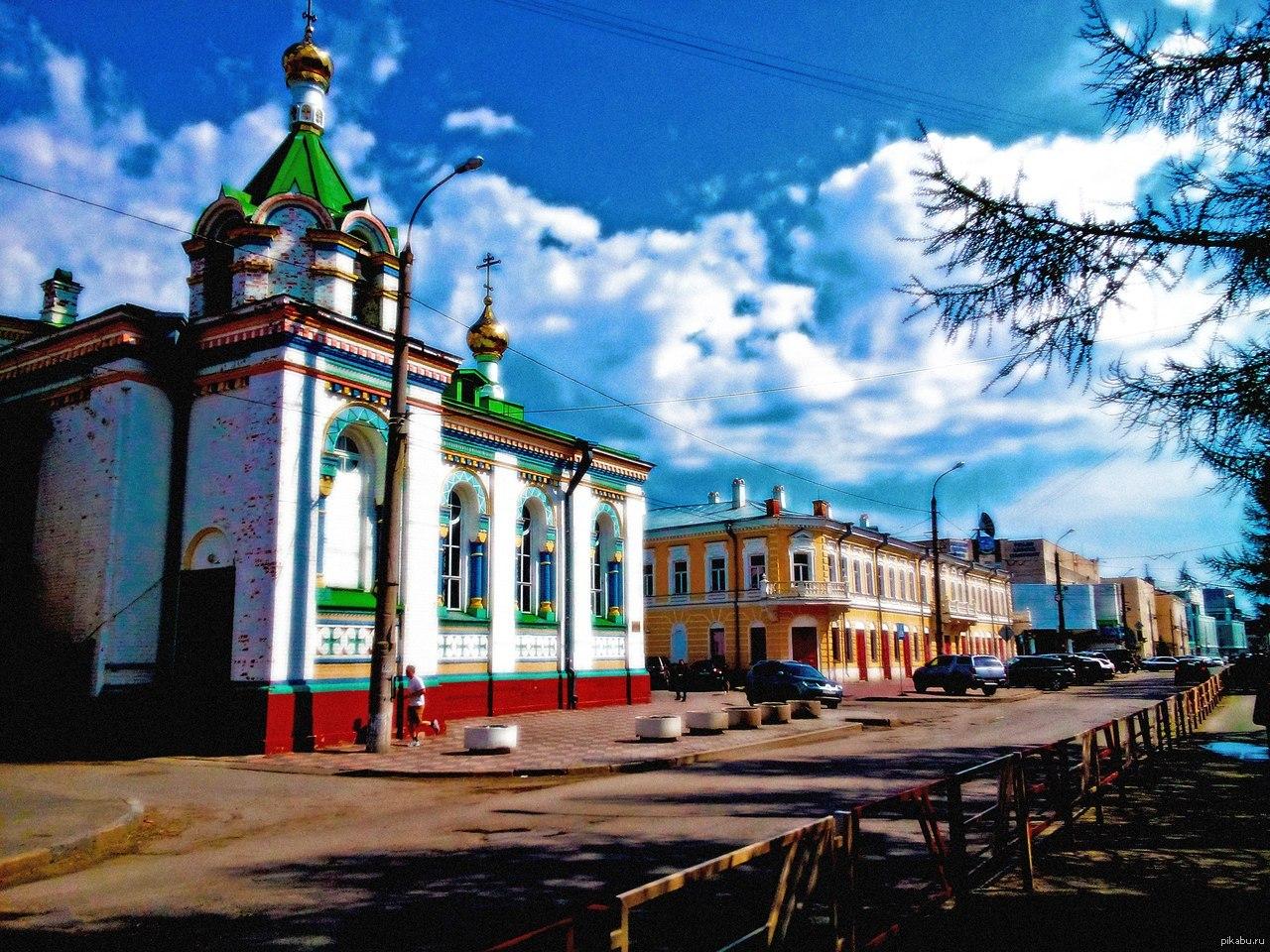 Никольская церковь (Архангельск)