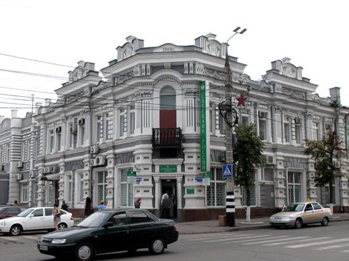 Дом купца Мясникова (Сызрань)