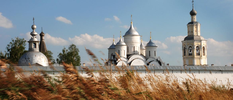 Спасо-Прилуцкий монастырь (Вологда)