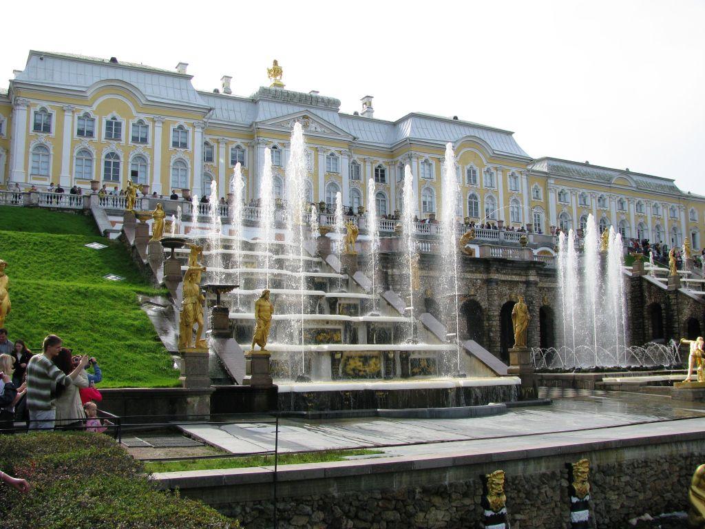Большой Петергофский дворец (Петергоф)
