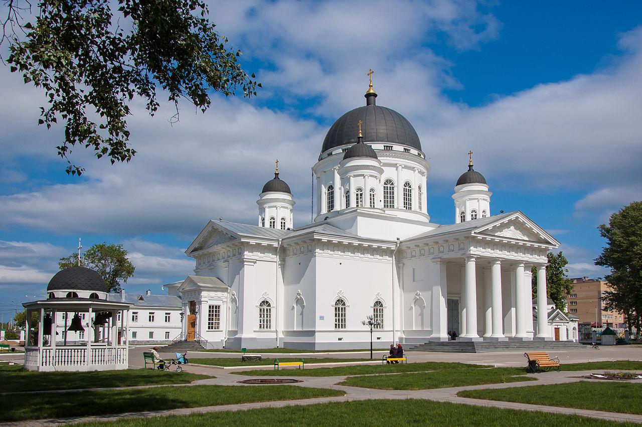 Спасский кафедральный (Староярмарочный) собор (Нижний Новгород)