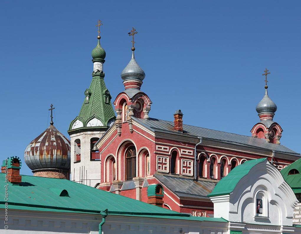 Церковь Иоанна Златоуста (Старая Ладога)