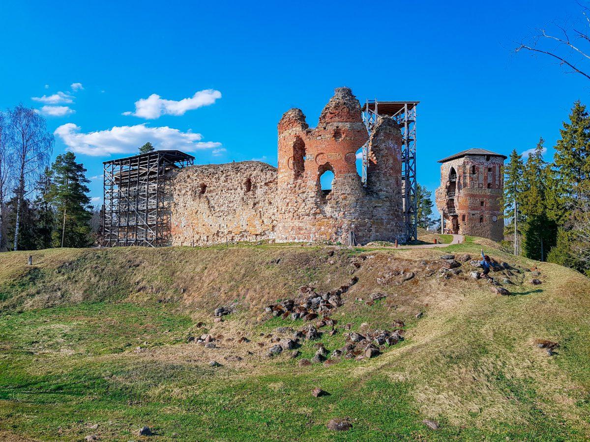 Замок Нейгаузен (Эстония)