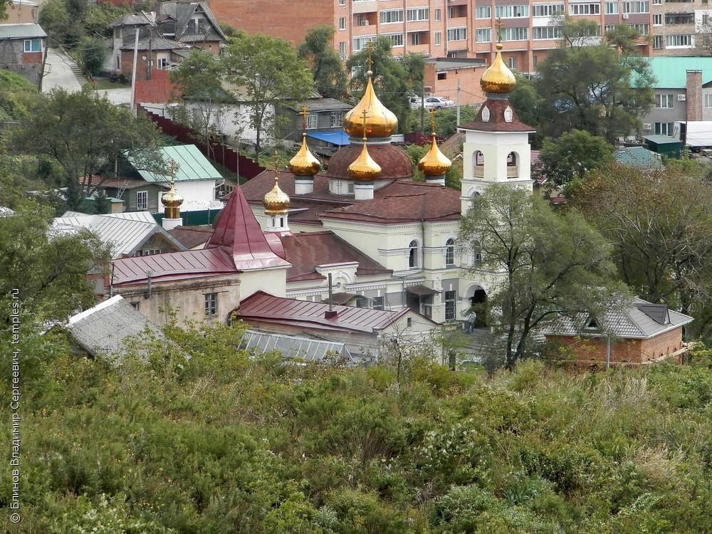 Кафедральный собор Николая Чудотворца (Владивосток)